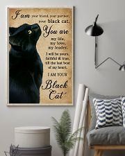I Am Your Black Cat 16x24 Poster lifestyle-poster-1