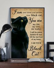I Am Your Black Cat 16x24 Poster lifestyle-poster-2