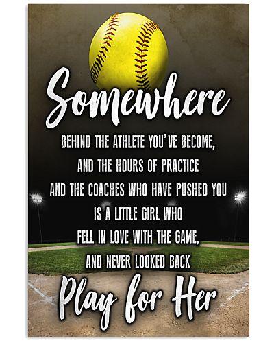 Baseball Play For Her