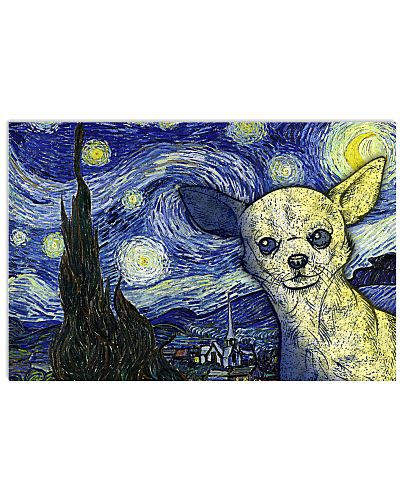 Starry Night Chihuahua