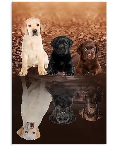 Labrador Squad Believe In Yourself