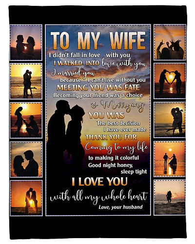 Husband To Wife Meeting You Was Fate Sunset
