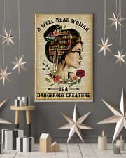 Dangerous Creature Reading 16x24 Poster lifestyle-holiday-poster-1
