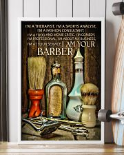 I Am Your Barber 16x24 Poster lifestyle-poster-4