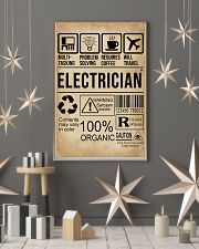 Multitasking Electrician 11x17 Poster lifestyle-holiday-poster-1