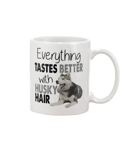 Everything Tastes Siberian Husky