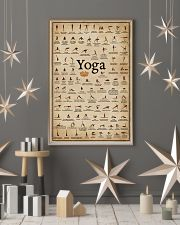 Yoga Poses 16x24 Poster lifestyle-holiday-poster-1