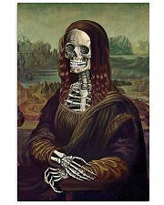 Mona Skeleton 11x17 Poster front