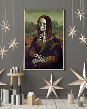 Mona Skeleton 11x17 Poster lifestyle-holiday-poster-1