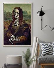 Mona Skeleton 11x17 Poster lifestyle-poster-1