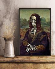 Mona Skeleton 11x17 Poster lifestyle-poster-3