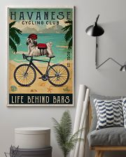 Cycling Club Havanese  11x17 Poster lifestyle-poster-1