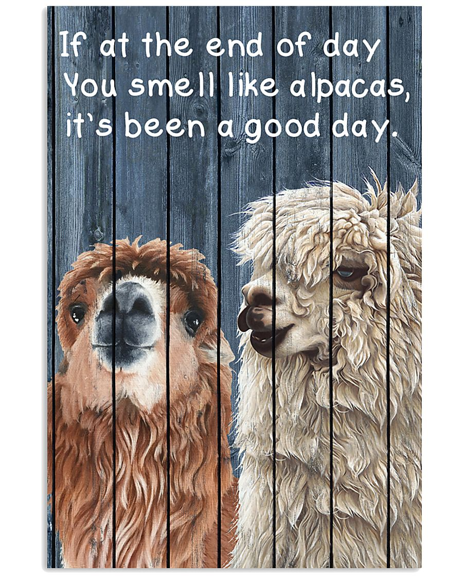You Smell Like Alpacas 11x17 Poster