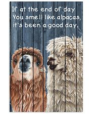 You Smell Like Alpacas 11x17 Poster front