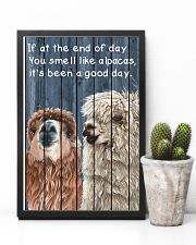 You Smell Like Alpacas 11x17 Poster lifestyle-poster-8