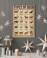Types Of Deer 11x17 Poster lifestyle-holiday-poster-1