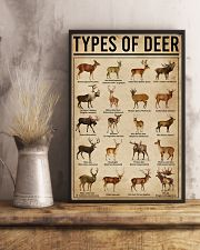 Types Of Deer 11x17 Poster lifestyle-poster-3