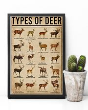 Types Of Deer 11x17 Poster lifestyle-poster-8