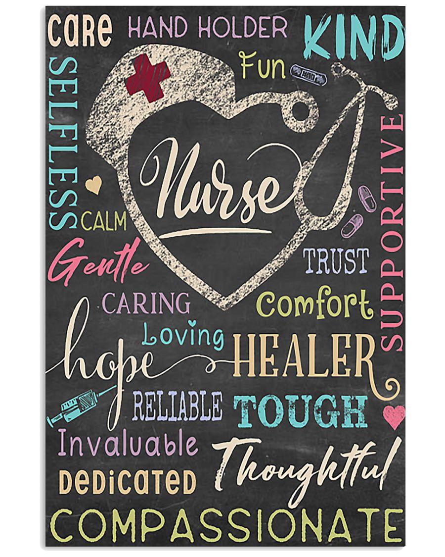 Nurse Compassionate 11x17 Poster