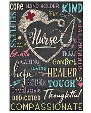 Nurse Compassionate 11x17 Poster front