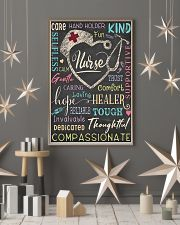 Nurse Compassionate 11x17 Poster lifestyle-holiday-poster-1