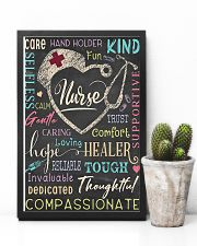Nurse Compassionate 11x17 Poster lifestyle-poster-8