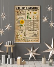 Sunflower Knowledge  11x17 Poster lifestyle-holiday-poster-1