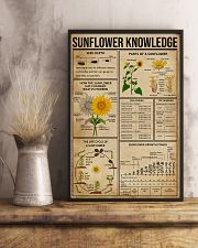 Sunflower Knowledge  11x17 Poster lifestyle-poster-3