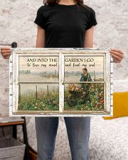 Window And Into The Garden 24x16 Poster poster-landscape-24x16-lifestyle-20