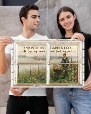 Window And Into The Garden 24x16 Poster poster-landscape-24x16-lifestyle-21