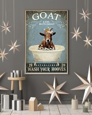 Vintage Bath Soap Goat 11x17 Poster lifestyle-holiday-poster-1