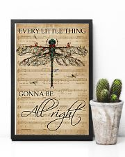 Music Sheet Every Little Thing Dragonfly 11x17 Poster lifestyle-poster-8