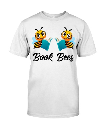 Book Bees Reading