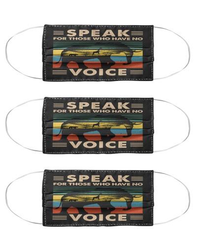 Elephant Speak No Voice