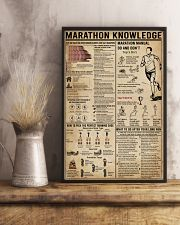 Marathon Knowledge 16x24 Poster lifestyle-poster-3