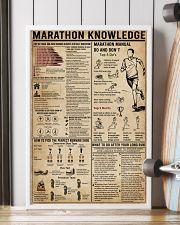 Marathon Knowledge 16x24 Poster lifestyle-poster-4