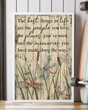 The Best Things In Life Dragonfly 16x24 Poster lifestyle-poster-4