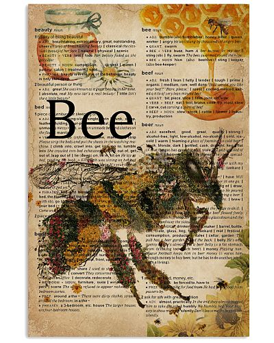Vintage Dictionary Bee