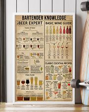 Bartender Knowledge 16x24 Poster lifestyle-poster-4