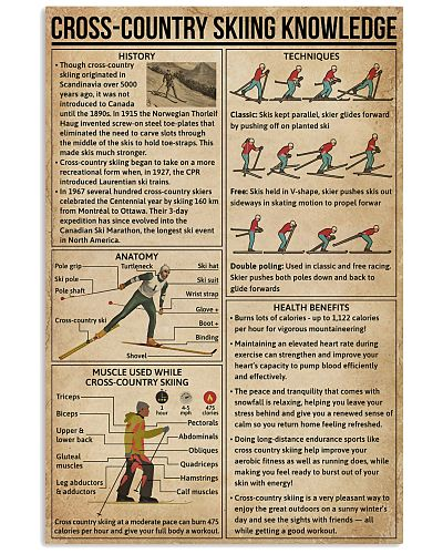 Cross-country Skiing Knowledge