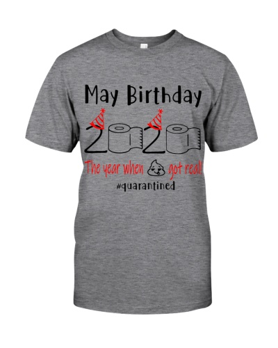 May Birthday 2020 The Year When Shit Got Real
