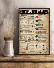 Running Knowledge 16x24 Poster lifestyle-poster-3