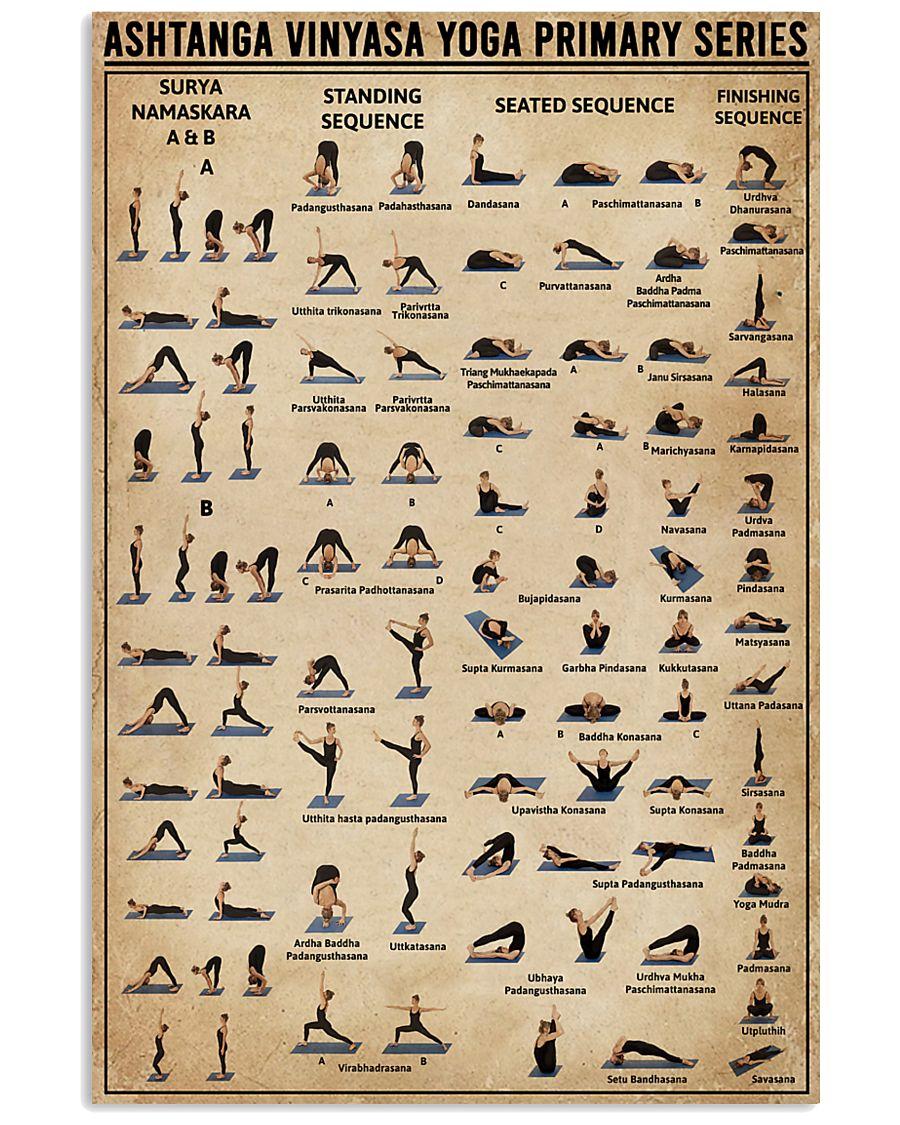 Ashtanga Vinyasa Yoga Primary Series