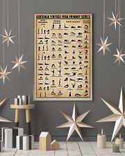 Ashtanga Vinyasa Yoga Primary Series 16x24 Poster lifestyle-holiday-poster-1