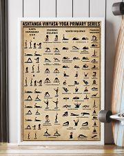Ashtanga Vinyasa Yoga Primary Series 16x24 Poster lifestyle-poster-4