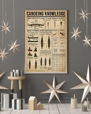 Canoeing Knowledge 11x17 Poster lifestyle-holiday-poster-1