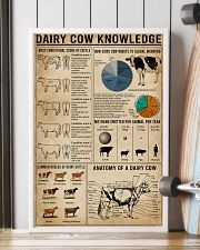 Dairy Cow Knowledge Farm 16x24 Poster lifestyle-poster-4
