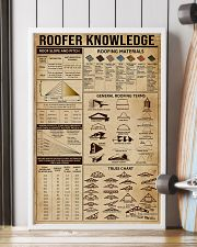 Roofer Knowledge 16x24 Poster lifestyle-poster-4