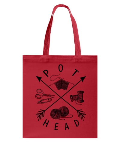 Pot Head Knitting