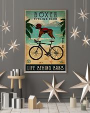 Cycling Club Boxer 11x17 Poster lifestyle-holiday-poster-1